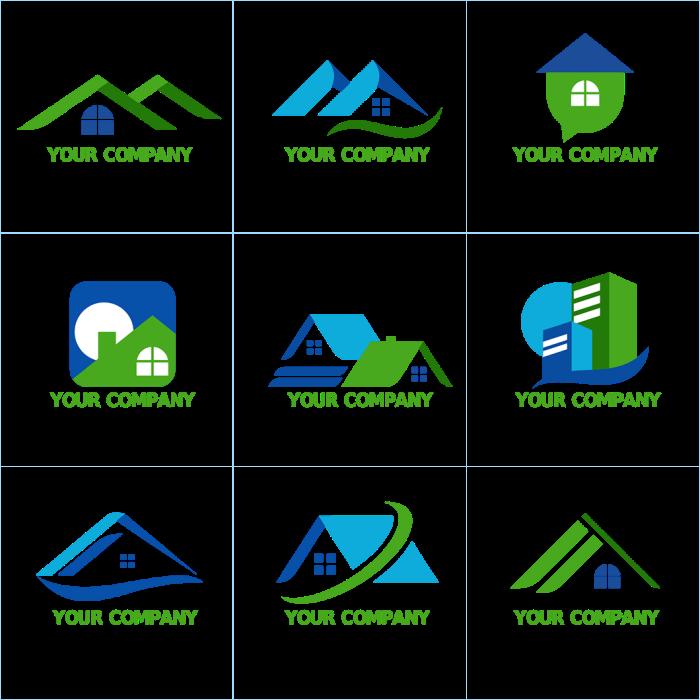 ý nghĩa logo bất động sản