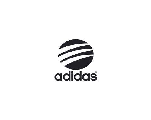 adidas logo hiện tại