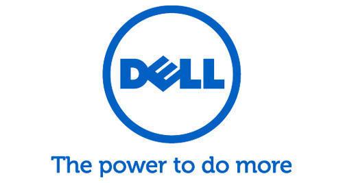 thiết kế logo Dell