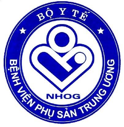 Logo bệnh viện phụ sản trung ương