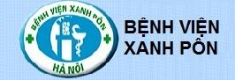 Logo bệnh viện Xanh Pôn