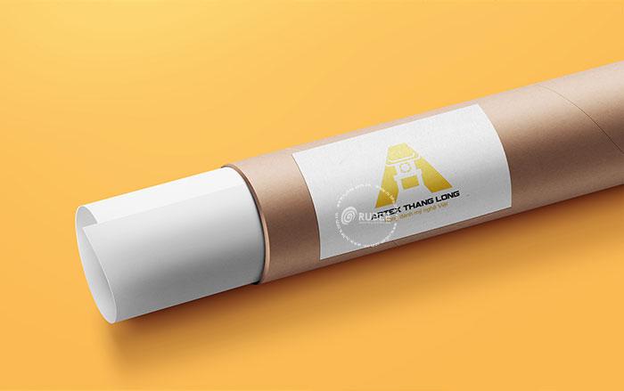 Thiết kế logo công ty xuất nhập khẩu Artex Thăng Long
