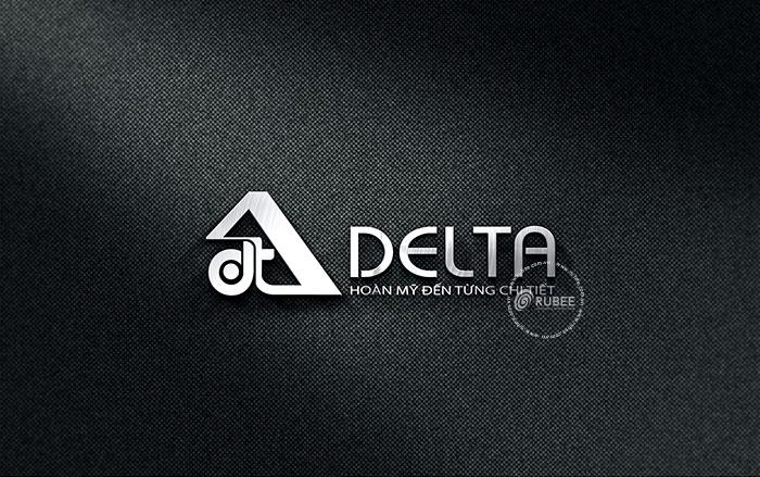 Thiết kế logo tủ sắt Delta