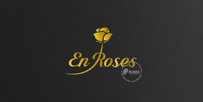 Thiết kế logo spa Enroses
