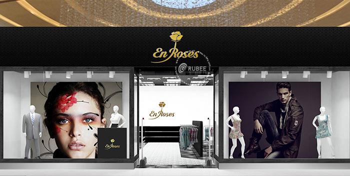 Thiết kế logo thương hiệu spa Enroses