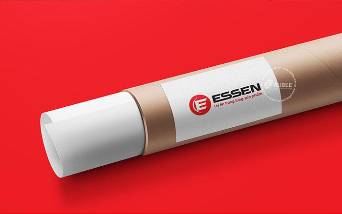 Thiết kế logo thương hiệu Essen