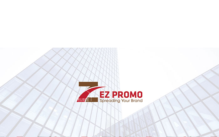 Thiết kế logo xuất nhập khẩu Ez Promo