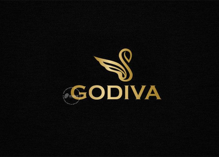 Thiết kế logo khách sạn Godiva