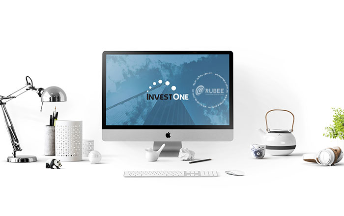 Thiết kế logo InvestOne