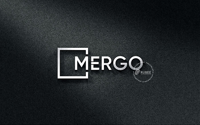 Thiết kế logo bếp gia dụng Mergo