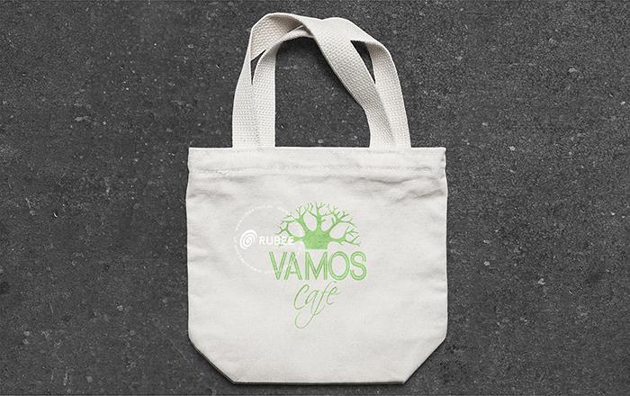 Thiết kế logo lĩnh vực kinh doanh cà phê Vamos