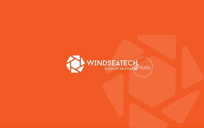 Thiết kế logo thiết bị xây dựng Winseatech