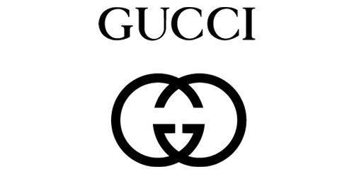 logo hãng thời trang gucci