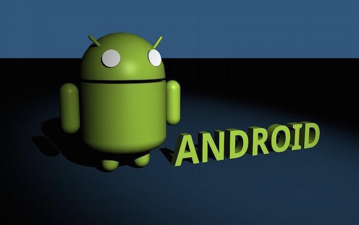 logo hệ điều hành android