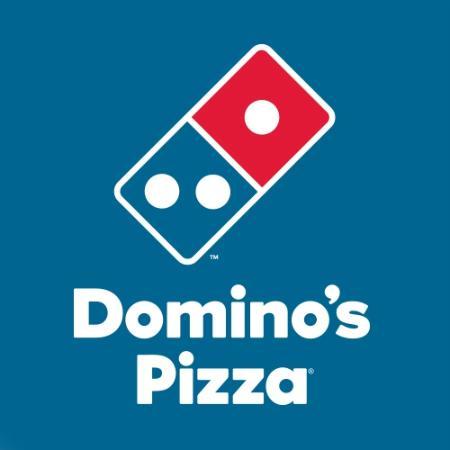 Logo bánh Domino's Pizza