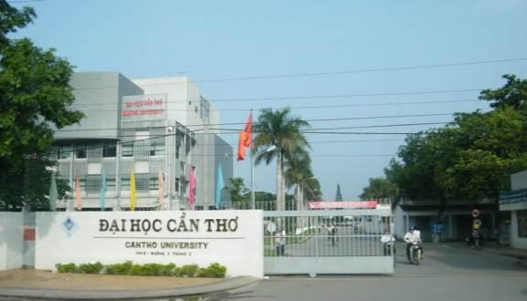 logo đại học Cần Thơ