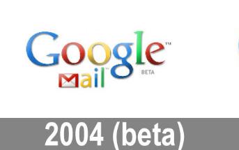 logo gmail đầu tiên