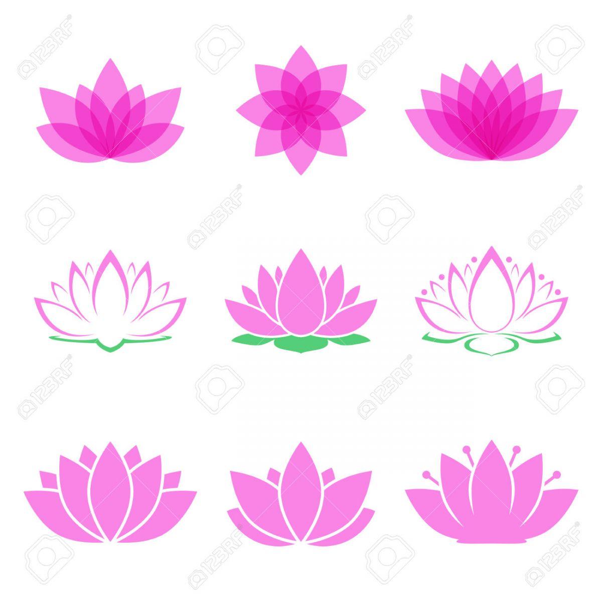 Những Mẫu logo hoa sen đẹp sau đây sẽ giúp bạn có cho mình ý tưởng thiết kế Logo đẹp mắt sáng tạo độc đáo mang đầy ý nghĩa.