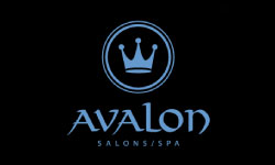 Logo avalon salon spa