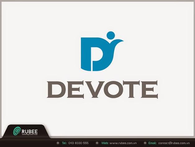 logo y tế, dược phẩm Devote
