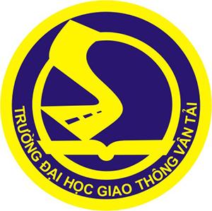 Logo Đại Học Giao Thông Vận Tải