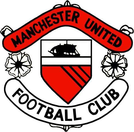 Manchester United logo thứ 3 ở thập niên 60