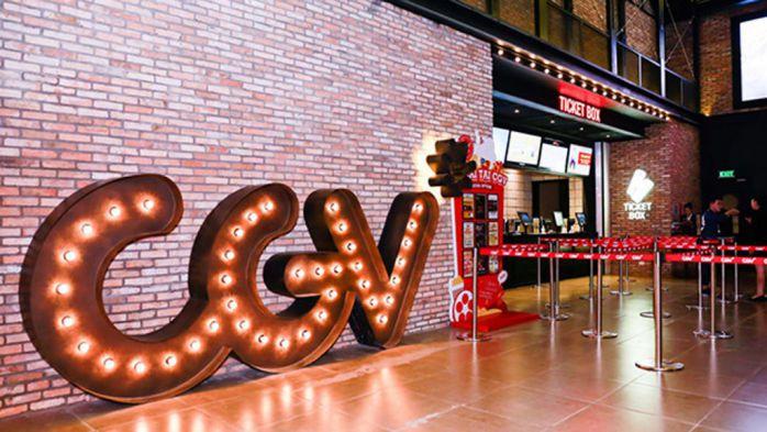 CGV logo có ý nghĩa gì