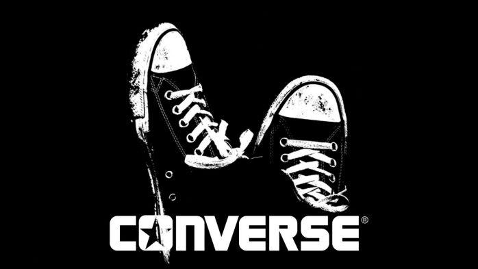 logo thương hiệu giày Converse