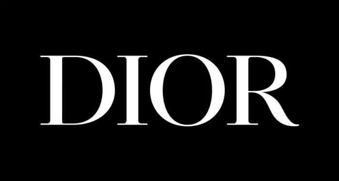 hãng thời trang dior logo