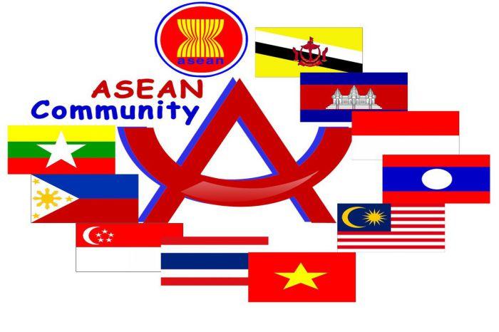 ý nghĩa thiết kế logo Asean