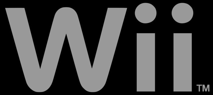 Logo game wii