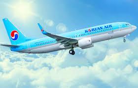 logo hãng hàng không Korean Air