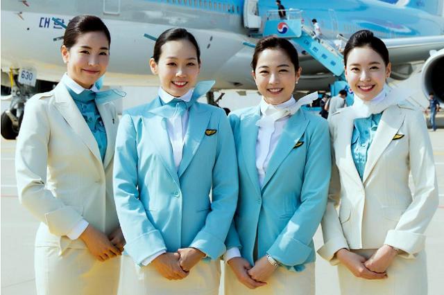 logo hãng máy bay Korean Air