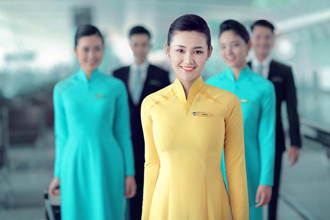 đồng phục vietnam airlines