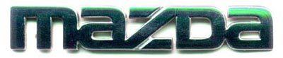 Mazda logo năm 1975