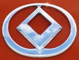 Mazda logo năm 1992