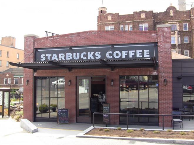 Lịch sử hình thành Starbucks