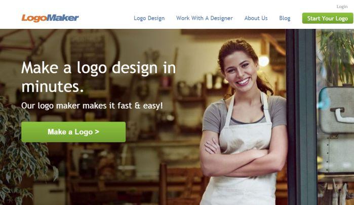 Tải phần mềm logo - logo maker