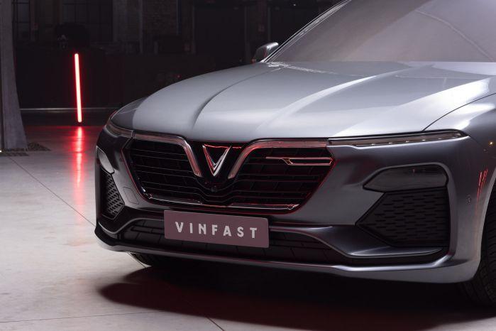 VinFast logo có ý nghĩa gì