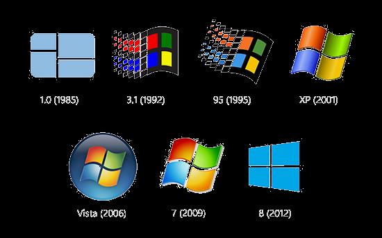 ý nghĩa window logo