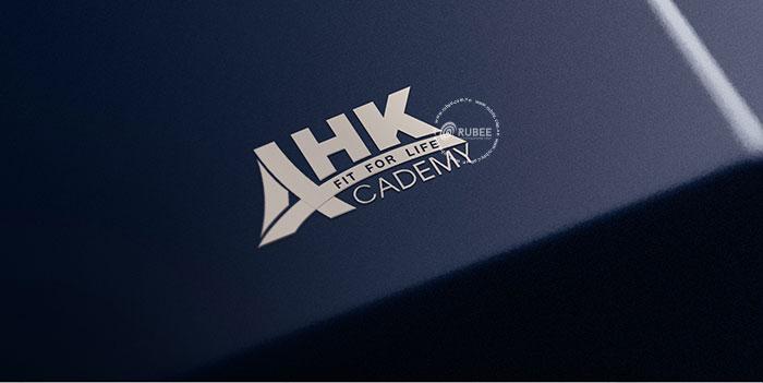 Thiết kế logo đào tạo dạy nghề AHK Academy