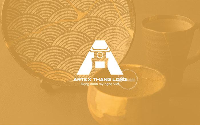 Thiết kế logo Artex Thăng Long