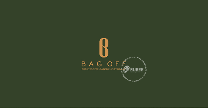 Thiết kế logo thời trang Bag off