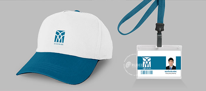 Phối cảnh thiết kế logo đại học du lịch Sài Gòn lên trang phục