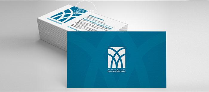 Thiết kế logo đại học ngành du lịch