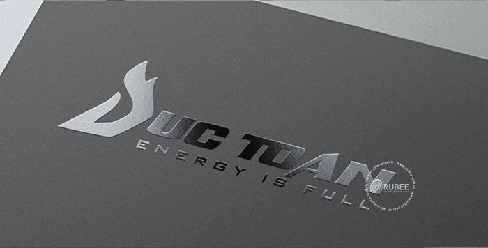 Thiết kế logo lĩnh vực cơ điện Đức Toàn