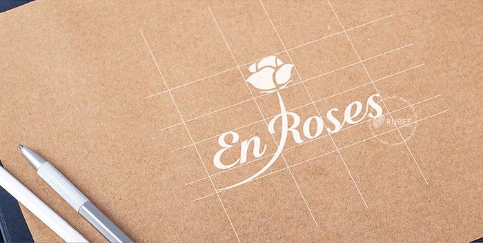 Thiết kế logo lĩnh vực spa Enroses