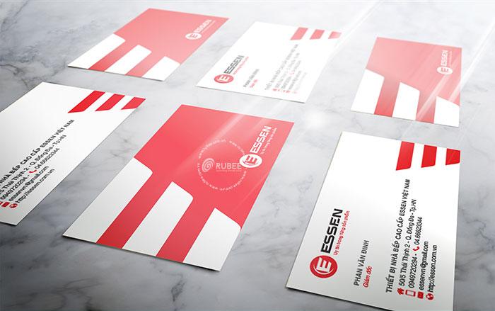 Thiết kế logo công ty thiết bị nhà bếp Essen