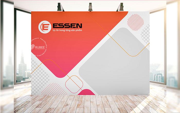 Thiết kế logo thương hiệu nhà bếp Essen