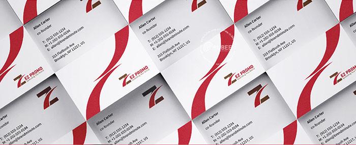 Thiết kế logo công ty xuất nhập khẩu Ez Promo
